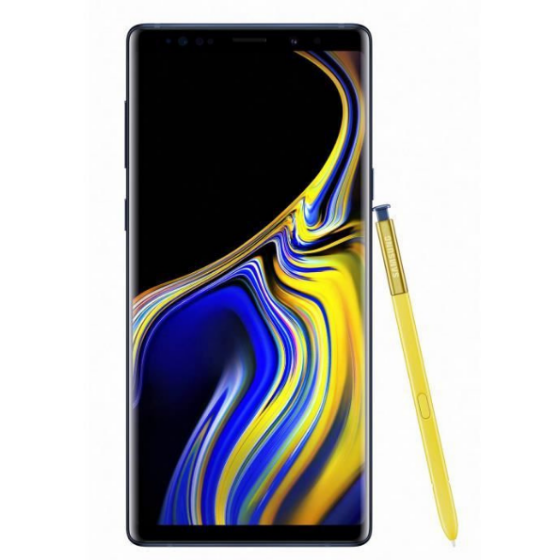 Galaxy Note 9 128 Go - Bleu