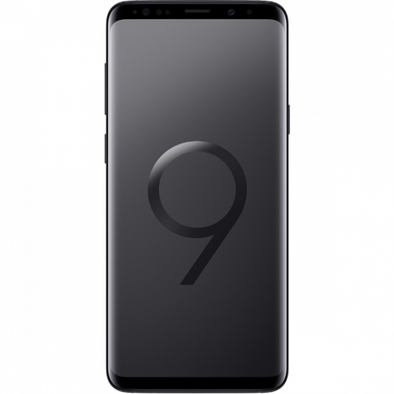 Galaxy S9+ 64 Go - Noir Carbone