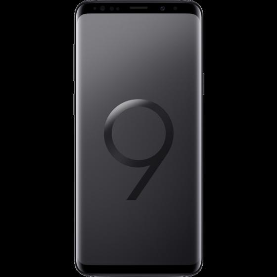 Galaxy S9+ 64 Go - Noir Carbone