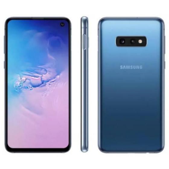 Galaxy S10e 128 Go Dual Sim - Bleu