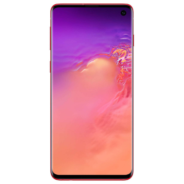 Galaxy S10 128 Go - Rouge