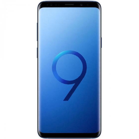 Galaxy S9+ 64 Go Dual Sim - Bleu Corail