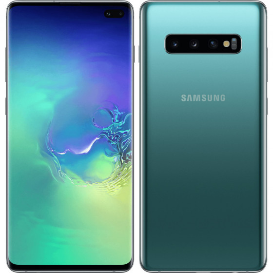Galaxy S10 128 Go - VERT