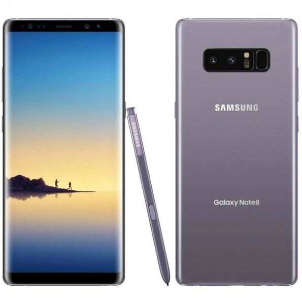 Galaxy Note 8 64 Go - Gris
