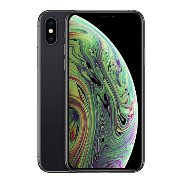 iPhone XS 64 Go - Gris Sidéral