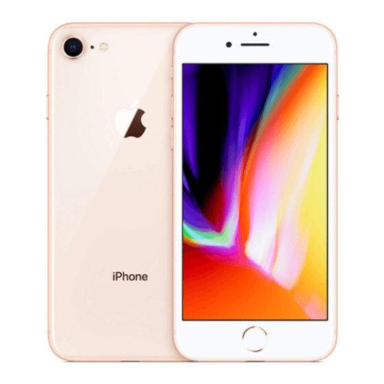 iPhone 8 64 Go - Or