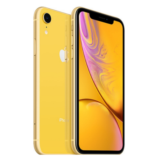 iPhone XR 64 Go - Jaune
