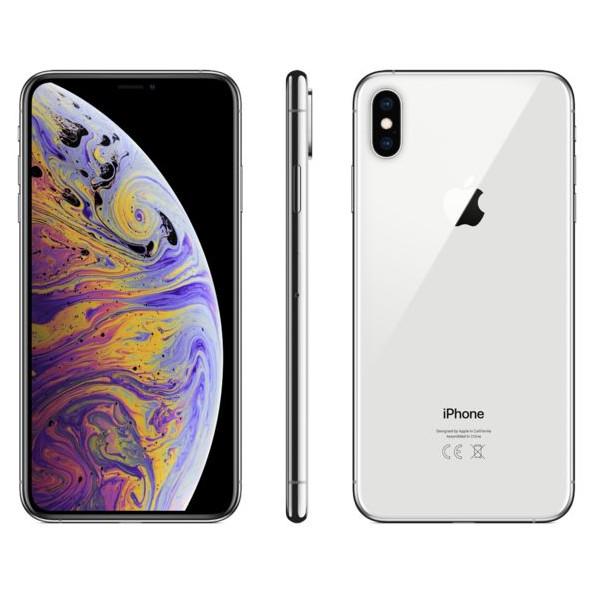 iPhone XS 64 Go - ARGENT