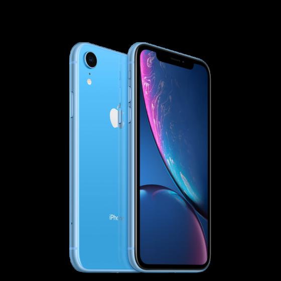 iPhone XR 64 Go - Bleu