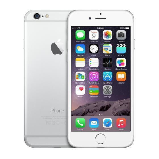iPhone 6 16 Go - Argent
