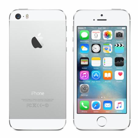 iPhone 5S 16 Go - Argent