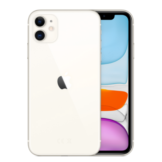 iPhone 11 256 Go - Blanc