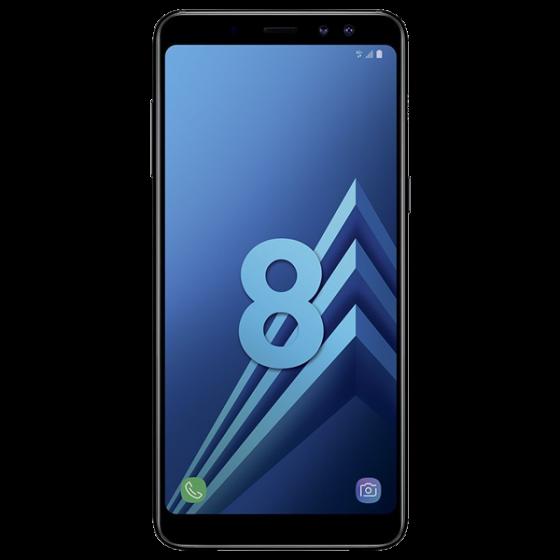 Galaxy A8 (2018) 32 Go - Noir