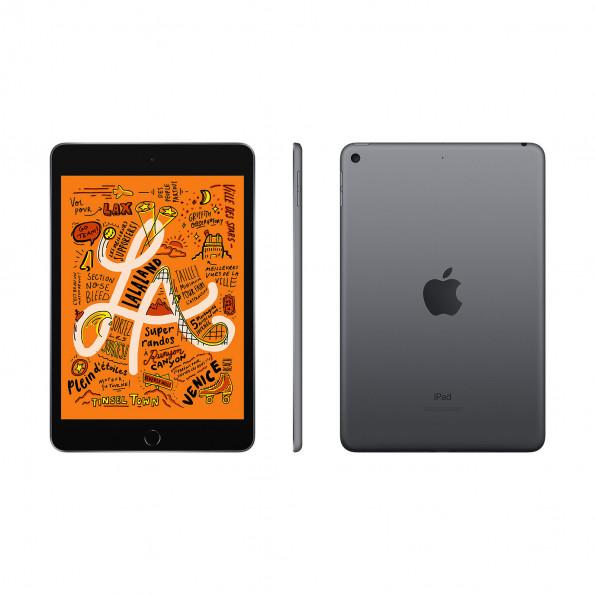 "iPad mini 5 (Mars 2019) 7,9"" 256 Go - Wifi + 4G - Gris Sidéral"